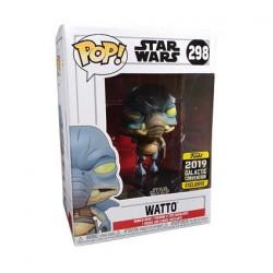 Figurine Pop Star Wars 2019 Galactic Convention Watto Edition Limitée Funko Boutique Geneve Suisse