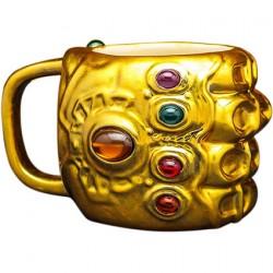 Figur Marvel Avengers Infinity War Infinity Gauntlet Shaped Mug Paladone Geneva Store Switzerland