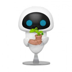 Figurine Pop Disney Pixar Wall-E Eve Earth Day Edition Limitée Funko Boutique Geneve Suisse