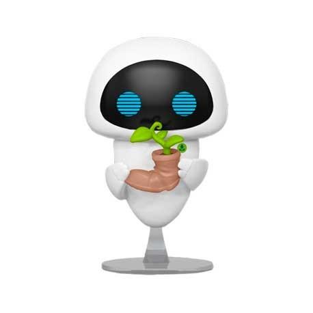 Figur Pop Disney Wall-E Eve Earth Day Limited Edition Funko Geneva Store Switzerland