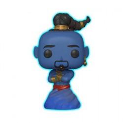 Figur Pop Movie Aladdin Genie Phosphorescent Limited Edition Funko Geneva Store Switzerland