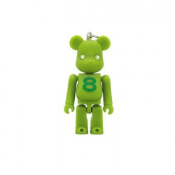 Bearbrick Birthday : Aout