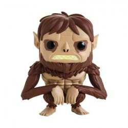 Figurine Pop 15 cm Attack on Titan Beast Titan Edition Limitée Funko Boutique Geneve Suisse