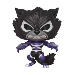 Figurine Pop Marvel Venom Venomized Rocket Raccoon Funko Boutique Geneve Suisse