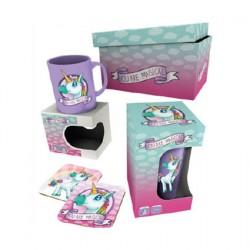 Figur Unicorn Magical Gift Box Hole in the Wall Geneva Store Switzerland