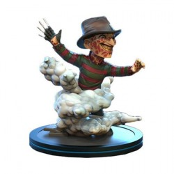 Figurine Diorama Freddy Krueger Q-Fig Quantum Mechanix Boutique Geneve Suisse