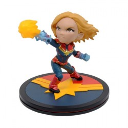 Figurine Diorama Captain Marvel Q-Fig Quantum Mechanix Boutique Geneve Suisse