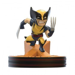 Figur Marvel Wolverine Diorama Q-Fig Quantum Mechanix Geneva Store Switzerland