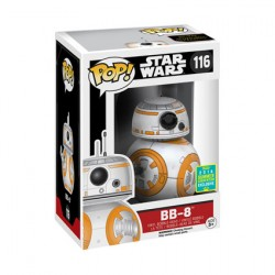 Figurine Pop SDCC 2016 Star Wars Thumbs Up BB-8 Edition Limité Funko Boutique Geneve Suisse