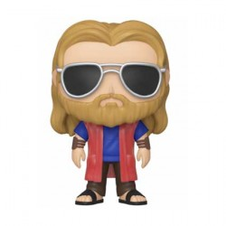 Figurine Pop Avengers Endgame Casual Thor Funko Boutique Geneve Suisse