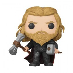 Figurine Pop Marvel Endgame Thor with Hammer & Stormbreaker Edition Limitée Funko Boutique Geneve Suisse