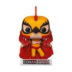 Figurine Pop Conan O'Brien Conan as Luchador Edition Limitée Funko Boutique Geneve Suisse