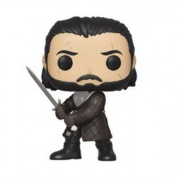 Figurine Pop TV Game of Thrones Season 8 Jon Snow Funko Boutique Geneve Suisse