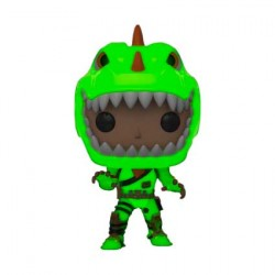 Figur Pop Fortnite Glow in the Dark Rex Limited Edition Funko Geneva Store Switzerland