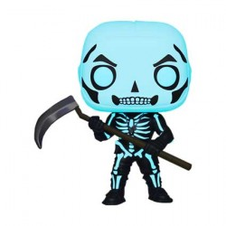 Figur Pop Fortnite Glow in the Dark Skull Trooper Limited Edition Funko Geneva Store Switzerland