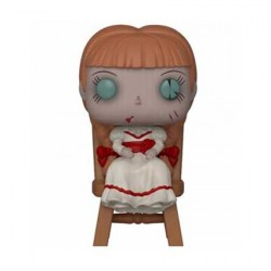 Figurine Pop Movies Annabelle in Chair Funko Boutique Geneve Suisse