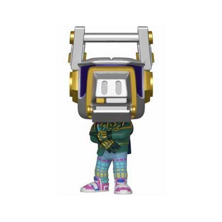 Figurine Pop Games Fortnite DJ Yonder Funko Boutique Geneve Suisse