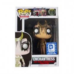 Figurine Pop DC Suicide Squad Enchantress Edition Limitée Funko Boutique Geneve Suisse