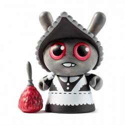 Figurine Dunny City Cryptid Flatwoods Monste par Amanda Louise Spayd Kidrobot Boutique Geneve Suisse