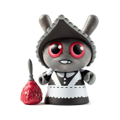 Figur City Cryptid Dunny Flatwoods Monster by Amanda Louise Spayd Kidrobot Geneva Store Switzerland