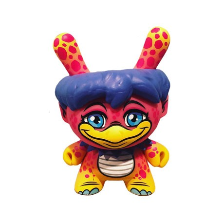 Figur City Cryptid Dunny Kappa Exclusive by Scott Tolleson Kidrobot Geneva Store Switzerland