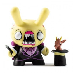 Figur City Cryptid Dunny Chupacabra by Alex Pardee Kidrobot Geneva Store Switzerland