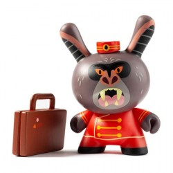 Figur City Cryptid Dunny Ahool by Chris Lee Kidrobot Geneva Store Switzerland