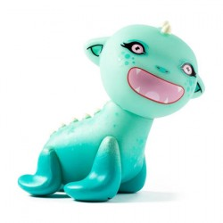 Figur City Cryptid Loch Ness Monster by Tara McPherson Kidrobot Geneva Store Switzerland