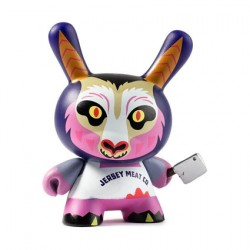 Figur City Cryptid Dunny Jersey Devil by Chris Lee Kidrobot Geneva Store Switzerland