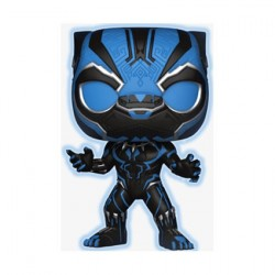 Figur Pop Black Panther Glow in the Dark Limited Edition Funko Geneva Store Switzerland