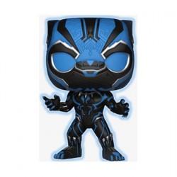 Figurine Pop Black Panther Phosphorescent Edition Limitée Funko Boutique Geneve Suisse