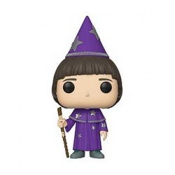 Figurine Pop Stranger Things Season 3 Will the Wise Funko Boutique Geneve Suisse
