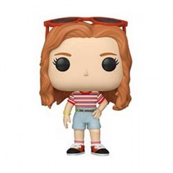 Figurine POP TV Stranger Things Season 3 Max Mall Outfit (Rare) Funko Boutique Geneve Suisse