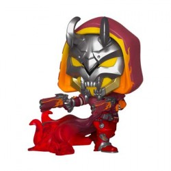 Figuren Pop Overwatch Reaper Hell Fire Limitierte Auflage Funko Genf Shop Schweiz