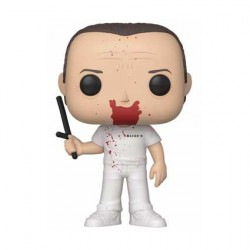 Figurine Pop Movies Silence of the Lambs Hannibal Bloody Funko Boutique Geneve Suisse