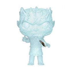 Figurine Pop TV Game of Thrones Night King with Dagger in Chest Funko Boutique Geneve Suisse