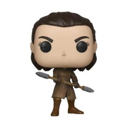 Figurine Pop TV Game of Thrones Arya with Two Headed Spear Funko Boutique Geneve Suisse