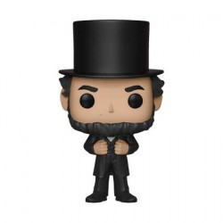 Figurine Pop American History Abraham Lincoln Edition Limitée Funko Boutique Geneve Suisse