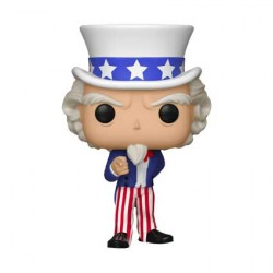 Figurine Pop American History Uncle Sam Edition Limitée Funko Boutique Geneve Suisse