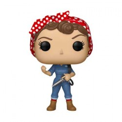 Figurine Pop American History Rosie the Riveter Edition Limitée Funko Boutique Geneve Suisse