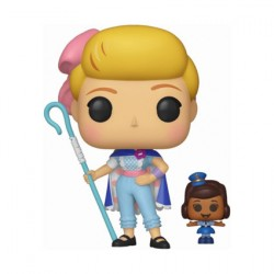 Figurine Pop Disney Toy Story 4 Bo Peep with Officer McDimples Funko Boutique Geneve Suisse