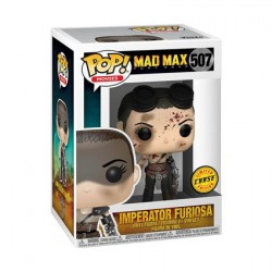 Figurine Pop Mad Max Fury Road Furiosa Chase Edition Limitée Funko Boutique Geneve Suisse