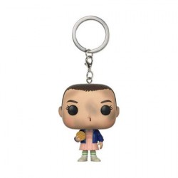 Figurine Pop Pocket Porte-clés Strange Things Eleven Funko Boutique Geneve Suisse
