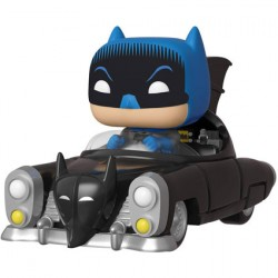 Figurine Pop Rides DC Comics Batman 80th 1950 Batmobile Funko Boutique Geneve Suisse