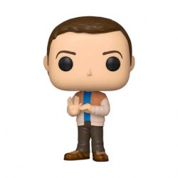 Figurine Pop Big Bang Theory S2 Sheldon Funko Boutique Geneve Suisse