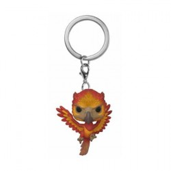 Figurine Pop Pocket Porte-clés Harry Potter Fawkes Funko Boutique Geneve Suisse