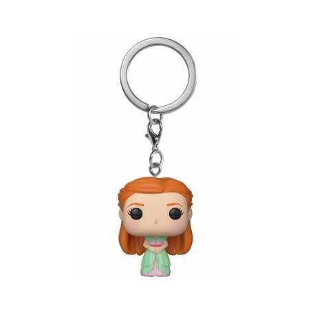 Figuren Pop Pocket Schlüsselanhänger Harry Potter Yule Ball Ginny Weasley Funko Genf Shop Schweiz
