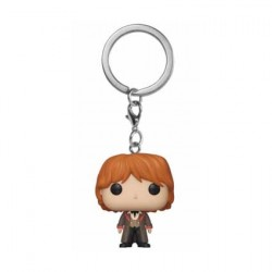 Figurine Pop Pocket Porte-clés Harry Potter Yule Ball Ron Weasley Funko Boutique Geneve Suisse