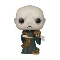 Figurine Pop Harry Potter Lord Voldemort with Nagini Edition Limitée Funko Boutique Geneve Suisse