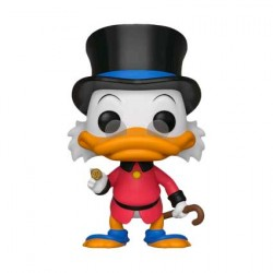 Figurine Pop DuckTales Scrooge McDuck in Red Coat Edition Limitée Funko Boutique Geneve Suisse